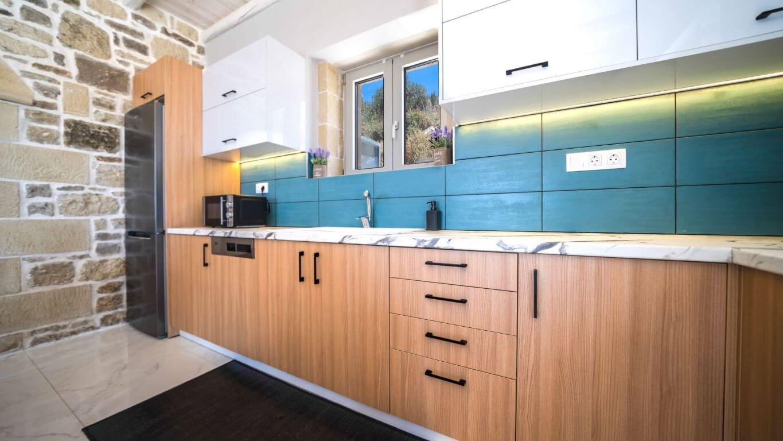Villa Ariti kitchen - κουζίνα