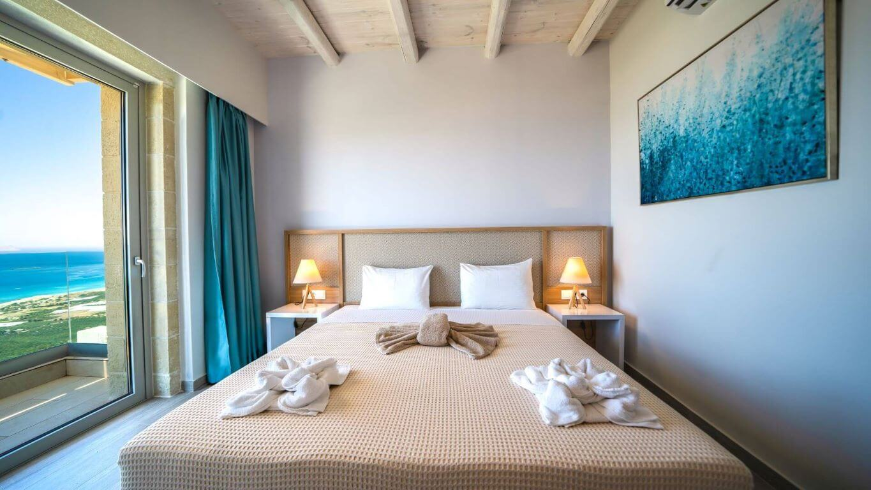 Villa Ariti bedroom 1 - Villa Ariti Υπνοδωμάτιο 1