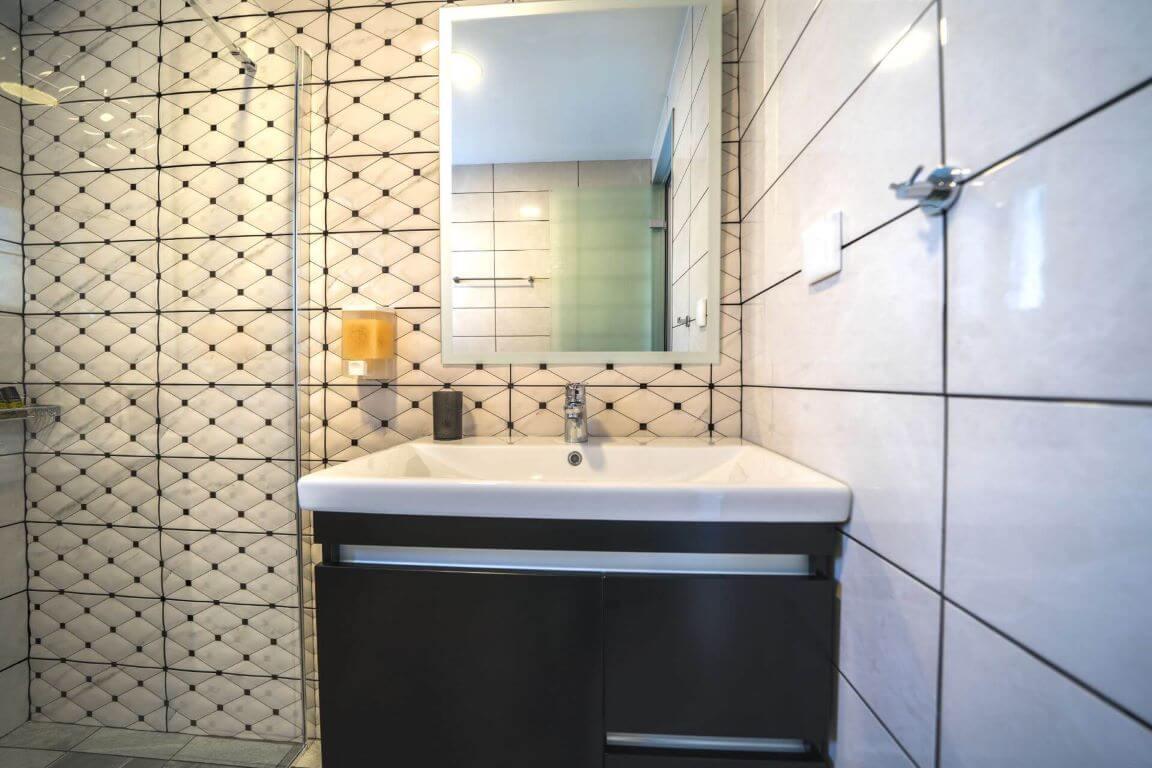 Villa Ariti bathroom 2 - Villa Ariti Μπάνιο 2